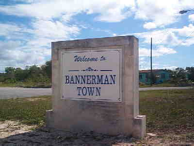 Bannerman Town Entrance