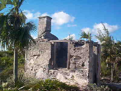 Smokehouse Ruins
